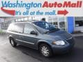 Chrysler Town & Country Touring Butane Blue Pearl photo #1