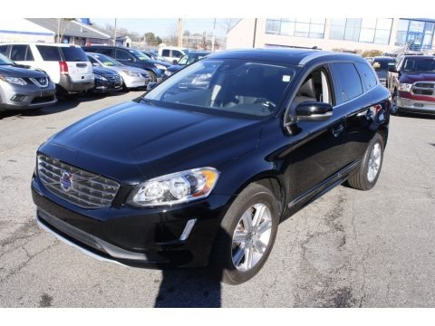 Black Stone 2017 Volvo XC60 T5 AWD Inscription