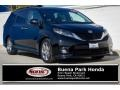 Toyota Sienna SE Attitude Black photo #1