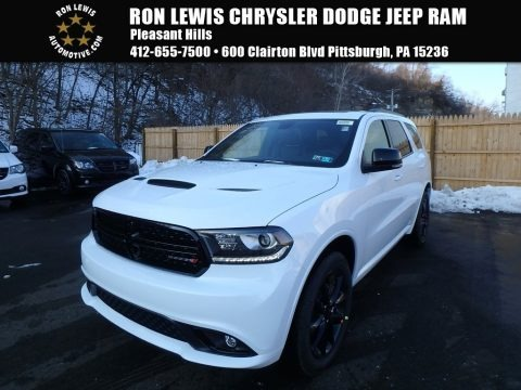 White Knuckle 2018 Dodge Durango GT AWD