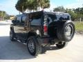 Hummer H2 SUV Black photo #5