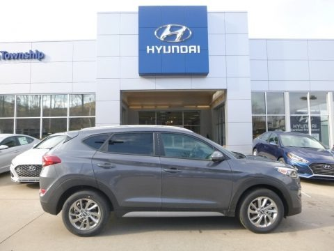 Coliseum Gray 2017 Hyundai Tucson SE AWD
