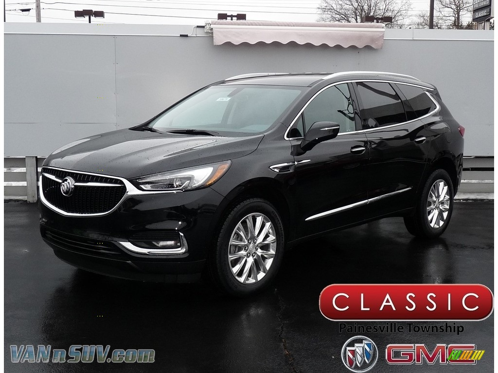 Ebony Twilight Metallic / Dark Galvanized Buick Enclave Essence AWD