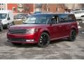 Ford Flex Limited AWD Ruby Red photo #1