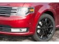 Ford Flex Limited AWD Ruby Red photo #2