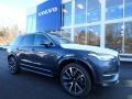 Volvo XC90 T6 AWD Denim Blue Metallic photo #1
