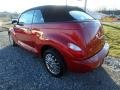 Chrysler PT Cruiser GT Convertible Inferno Red Crystal Pearl photo #2