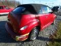 Chrysler PT Cruiser GT Convertible Inferno Red Crystal Pearl photo #4