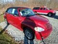 Chrysler PT Cruiser GT Convertible Inferno Red Crystal Pearl photo #5