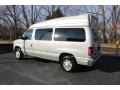Ford E Series Van E350 Super Duty XLT Passenger Brilliant Silver Metallic photo #4