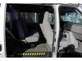 Ford E Series Van E350 Super Duty XLT Passenger Brilliant Silver Metallic photo #31