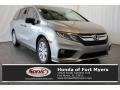 Honda Odyssey LX Lunar Silver Metallic photo #1