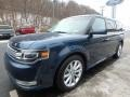 Ford Flex Limited AWD Blue Jeans photo #6