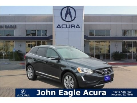 Black Stone 2016 Volvo XC60 T6 Drive-E