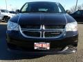 Dodge Grand Caravan SE Black Onyx Crystal Pearl photo #2
