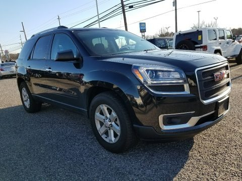 Carbon Black Metallic 2015 GMC Acadia SLE