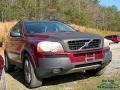 Volvo XC90 T6 AWD Ruby Red Metallic photo #2