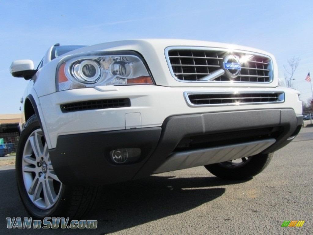 2012 XC90 3.2 AWD - Ice White / Beige photo #1
