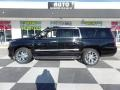 Cadillac Escalade ESV Luxury 4WD Black Raven photo #1