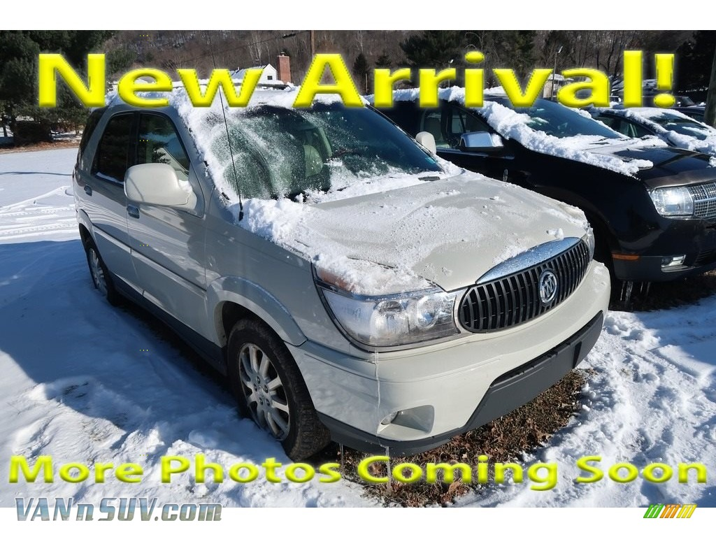 2006 Rendezvous CXL AWD - Frost White / Neutral photo #1