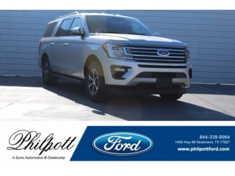 Ingot Silver 2018 Ford Expedition XLT Max