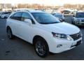 Lexus RX 350 AWD Starfire Pearl photo #7