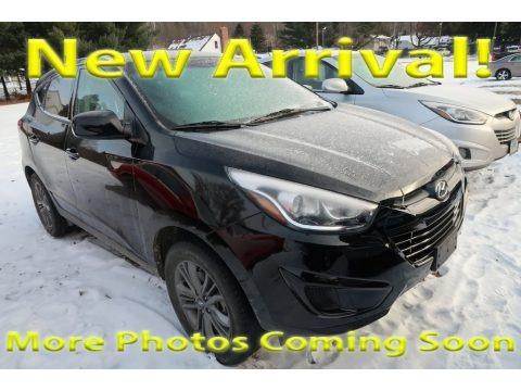 Ash Black 2015 Hyundai Tucson GLS AWD