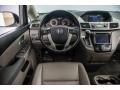 Honda Odyssey EX-L Lunar Silver Metallic photo #4