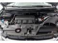 Honda Odyssey EX-L Lunar Silver Metallic photo #9