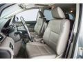 Honda Odyssey EX-L Lunar Silver Metallic photo #28