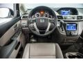 Honda Odyssey Touring Alabaster Silver Metallic photo #4