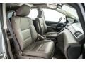 Honda Odyssey Touring Alabaster Silver Metallic photo #7