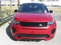 Land Rover Discovery Sport HSE Firenze Red Metallic photo #9