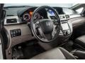 Honda Odyssey Touring Alabaster Silver Metallic photo #15