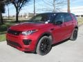 Land Rover Discovery Sport HSE Firenze Red Metallic photo #10