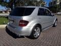 Mercedes-Benz ML 63 AMG 4Matic Iridium Silver Metallic photo #5