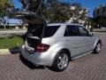 Mercedes-Benz ML 63 AMG 4Matic Iridium Silver Metallic photo #17