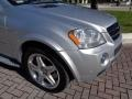 Mercedes-Benz ML 63 AMG 4Matic Iridium Silver Metallic photo #26