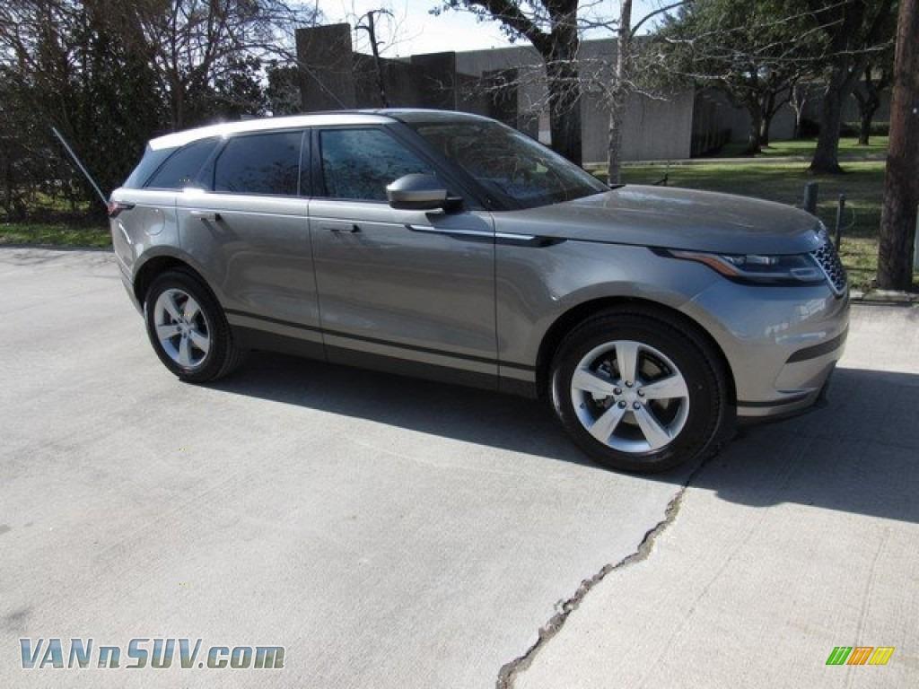 2018 Range Rover Velar S - Silicon Silver Metallic / Ebony photo #1