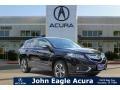 Acura RDX FWD Advance Crystal Black Pearl photo #1