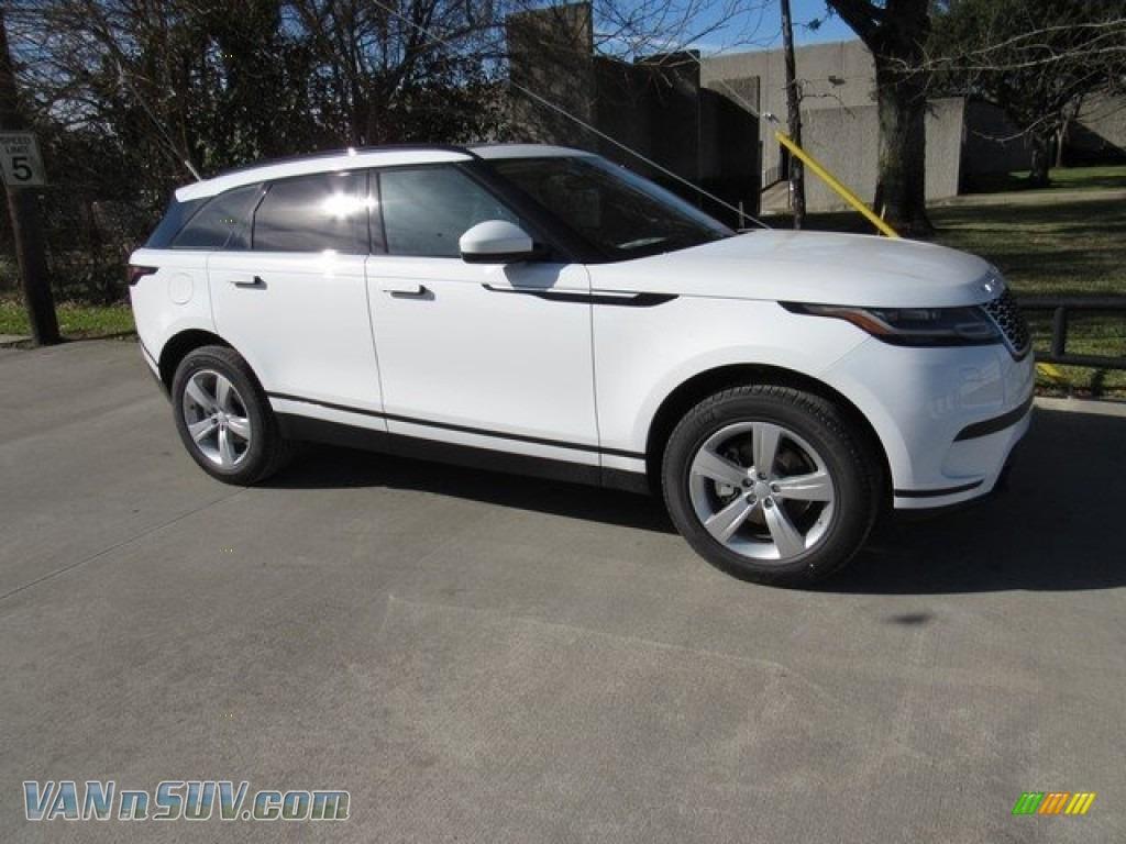 2018 Range Rover Velar S - Fuji White / Ebony photo #1