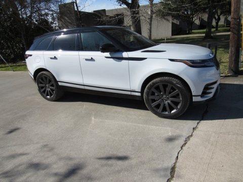 Yulong White Metallic 2018 Land Rover Range Rover Velar R Dynamic HSE