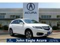 Acura RDX FWD Advance White Diamond Pearl photo #1