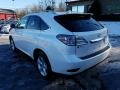 Lexus RX 350 Starfire White Pearl photo #2