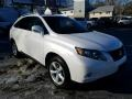 Lexus RX 350 Starfire White Pearl photo #6