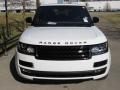 Land Rover Range Rover HSE Fuji White photo #9