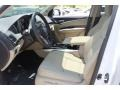 Acura MDX Technology White Diamond Pearl photo #13