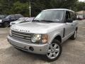 Land Rover Range Rover HSE Zambezi Silver Metallic photo #1