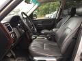 Land Rover Range Rover HSE Zambezi Silver Metallic photo #9