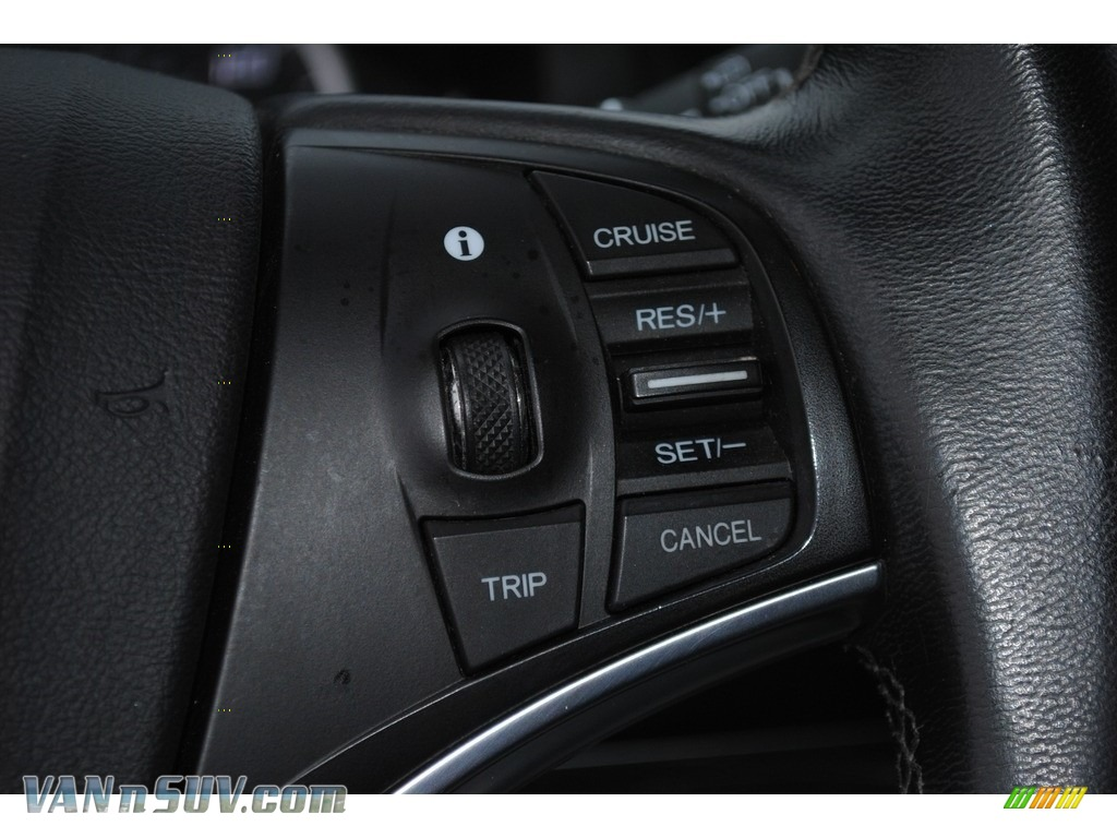 2015 MDX SH-AWD Technology - Graphite Luster Metallic / Graystone photo #15
